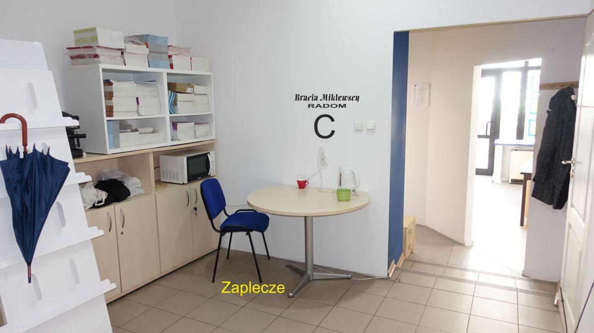 Lokal użytkowy na wynajem Radom, Centrum, Stefana Żeromskiego  72m2 Foto 12