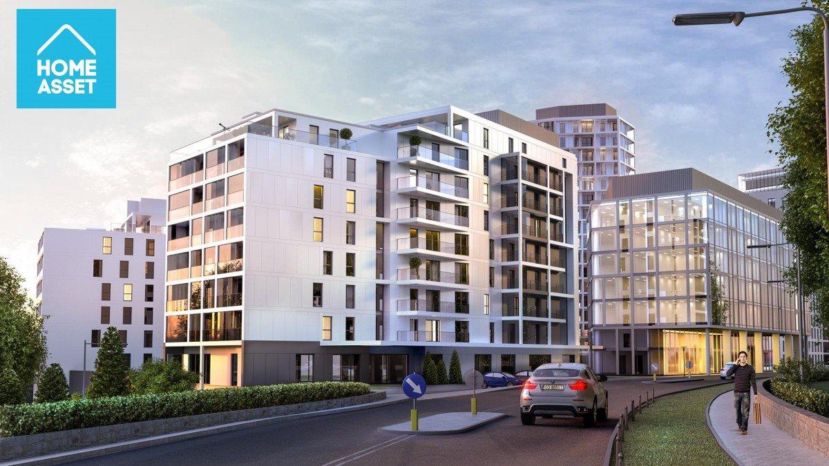 Mieszkanie trzypokojowe na sprzedaż Gdynia, Zwycięstwa  64m2 Foto 2