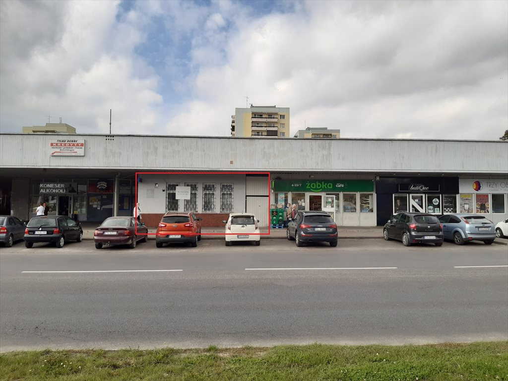 Lokal użytkowy na sprzedaż Konin, Szeligowskiego  92m2 Foto 1