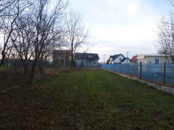 Działka budowlana na sprzedaż Wola Taczewska  1693m2 Foto 8