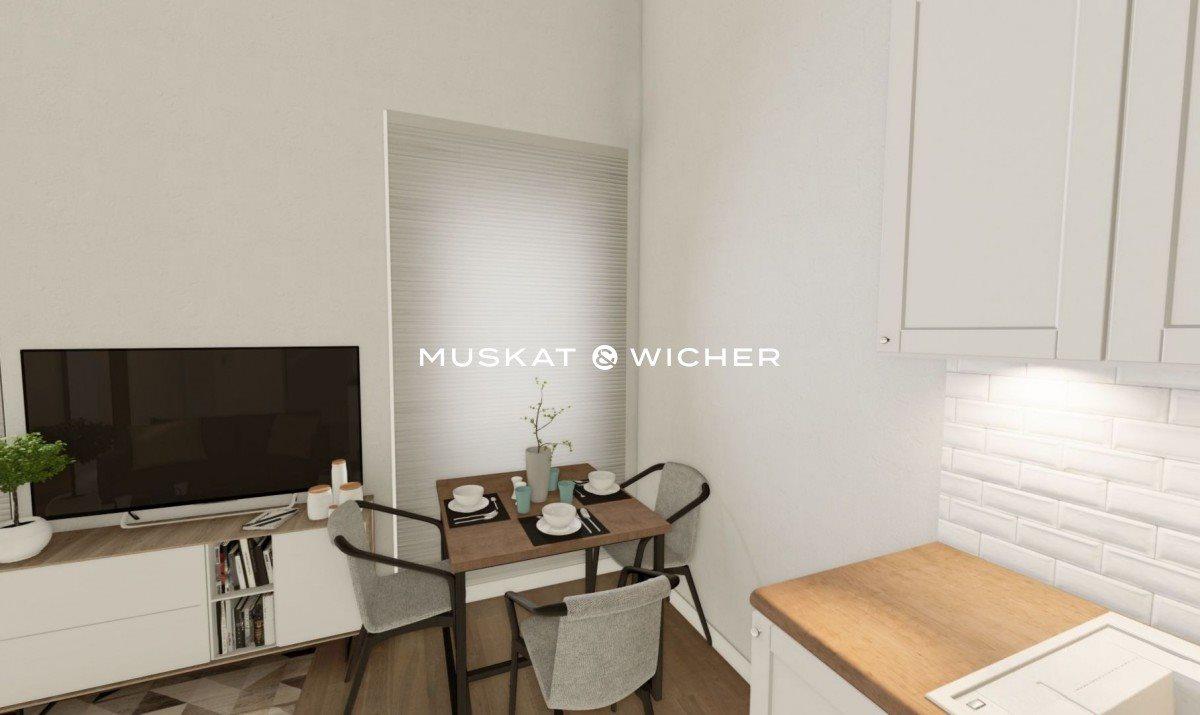 Mieszkanie dwupokojowe na sprzedaż Gdańsk, Wrzeszcz, Adama Mickiewicza  38m2 Foto 4