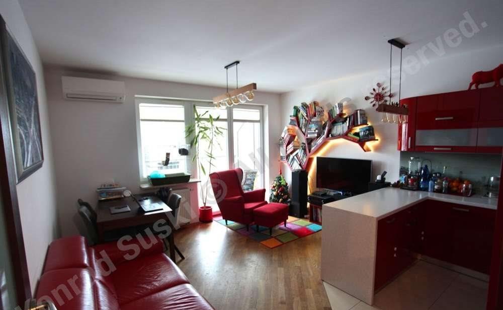 Mieszkanie trzypokojowe na sprzedaż Warszawa, Białołęka, Grodzisk, Skarbka z Gór 41  58m2 Foto 1