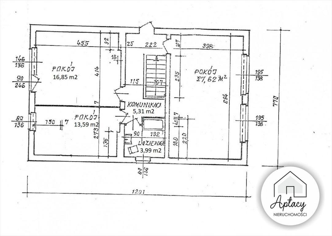 Mieszkanie trzypokojowe na sprzedaż Luboń, Tadeusza Kościuszki  67m2 Foto 11