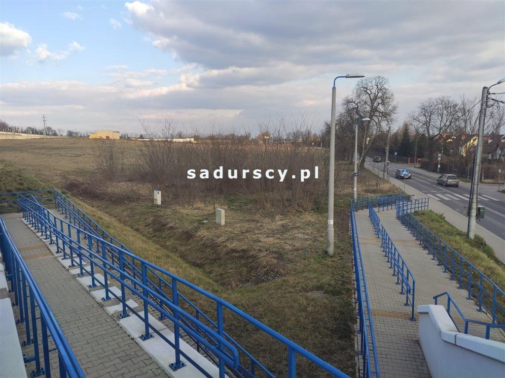 Działka budowlana na sprzedaż Kraków, Krowodrza, Balicka  1070m2 Foto 1