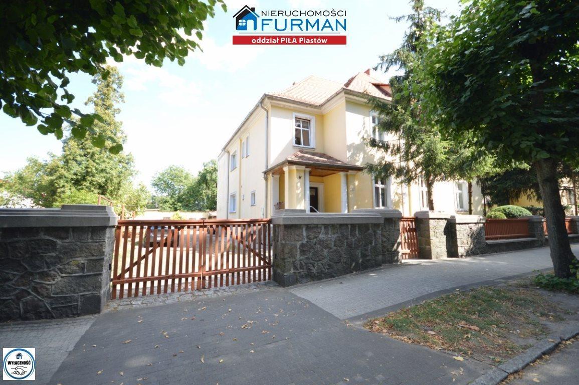 Mieszkanie trzypokojowe na sprzedaż Trzcianka, Mickiewicza  102m2 Foto 1