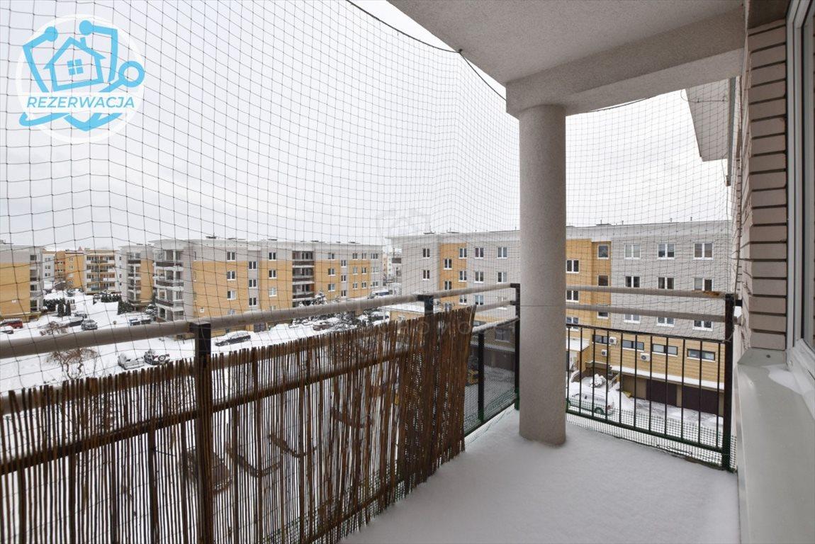 Mieszkanie dwupokojowe na sprzedaż Białystok, Bacieczki, rtm. Witolda Pileckiego  50m2 Foto 7
