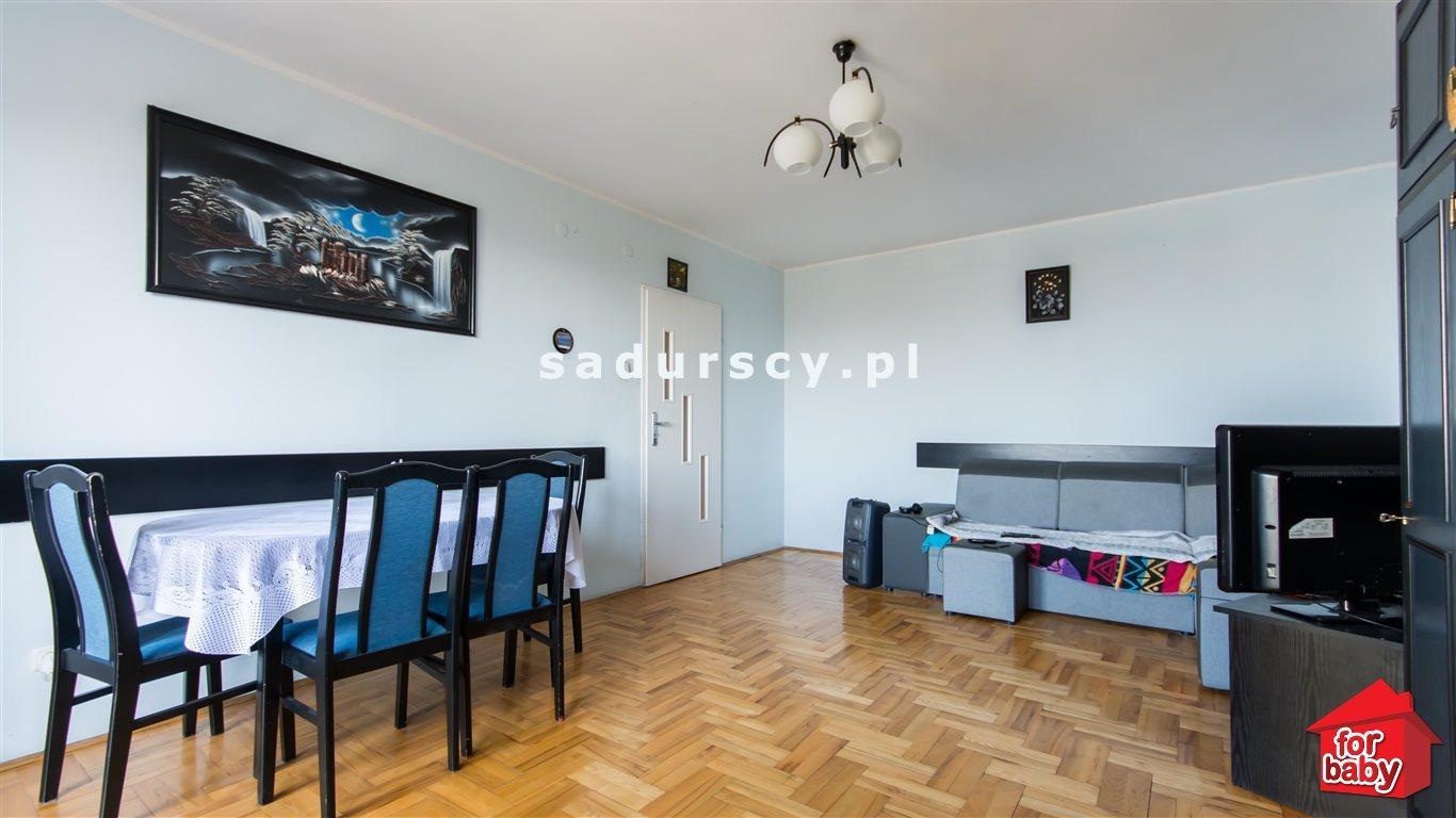 Mieszkanie trzypokojowe na sprzedaż Kraków, Łagiewniki-Borek Fałęcki, Łagiewniki, Zakopiańska  72m2 Foto 4