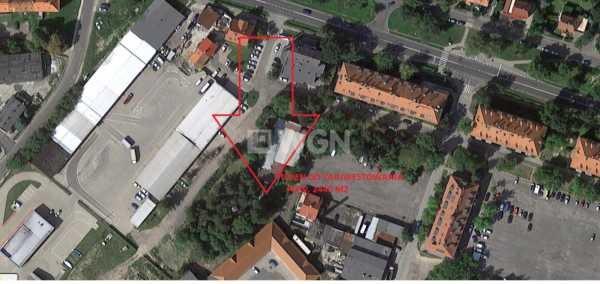 Działka budowlana na sprzedaż Legnica, Czarny Dwór, Poznańska  2440m2 Foto 2