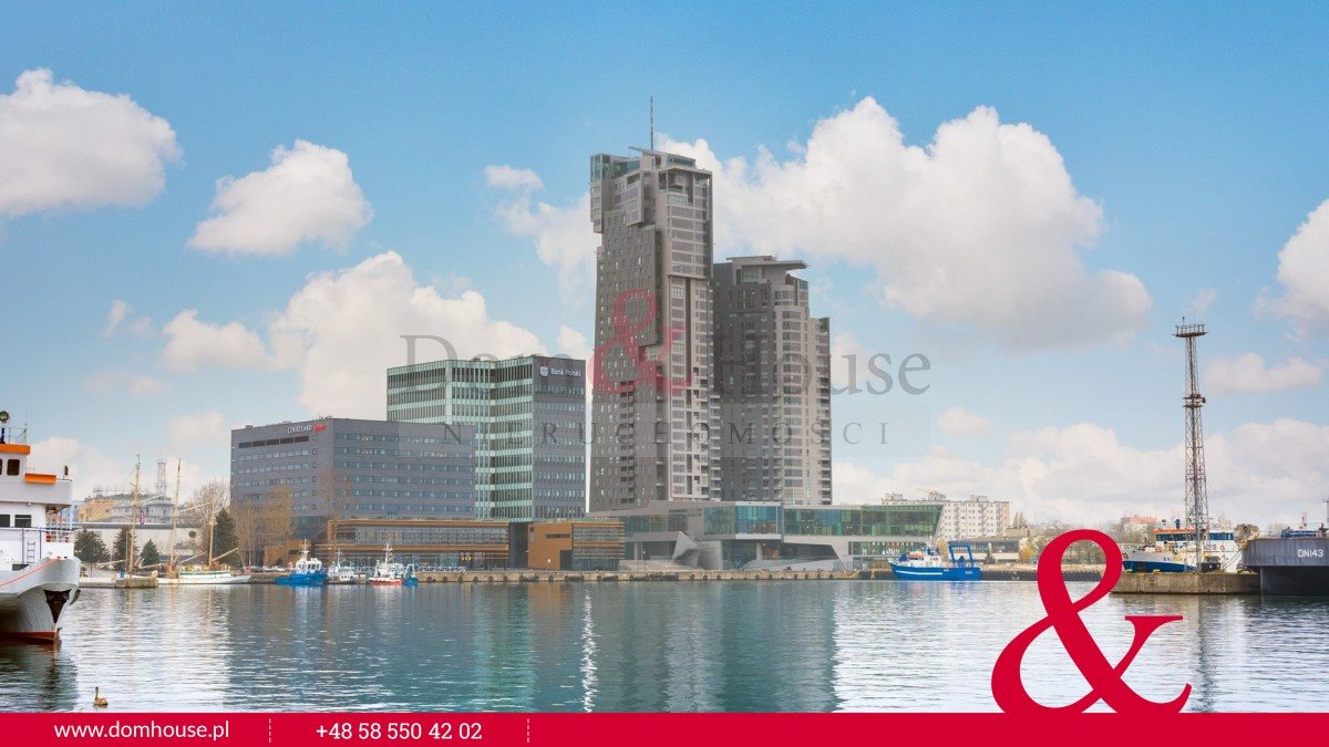 Lokal użytkowy na wynajem Gdynia, Śródmieście, A. Hryniewickiego  113m2 Foto 5