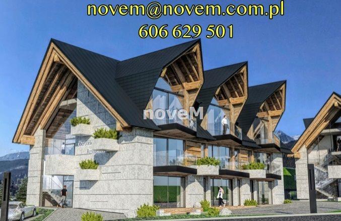 Mieszkanie dwupokojowe na sprzedaż Zakopane  33m2 Foto 1