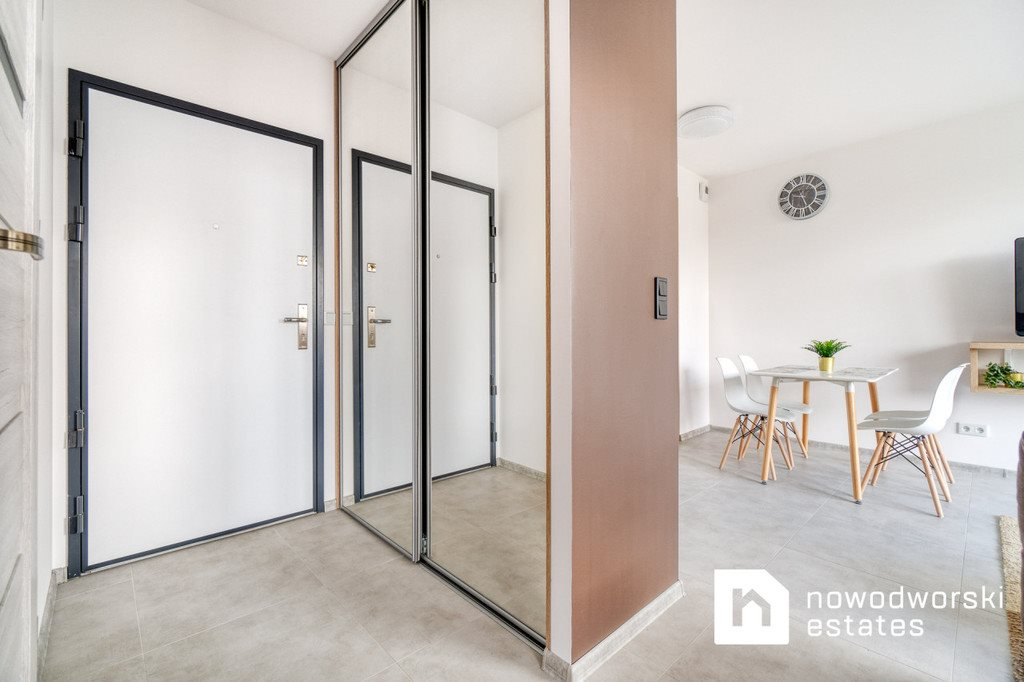 Mieszkanie dwupokojowe na sprzedaż Gdańsk, Morena, Franciszka Rakoczego  37m2 Foto 4