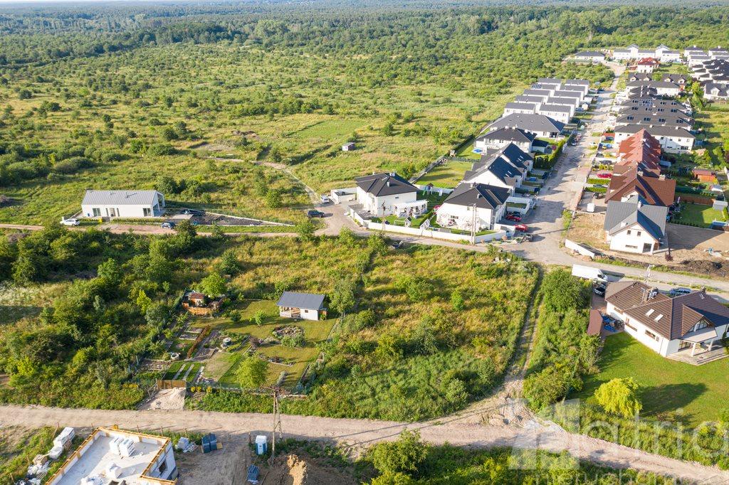 Działka budowlana na sprzedaż Bezrzecze  1007m2 Foto 9