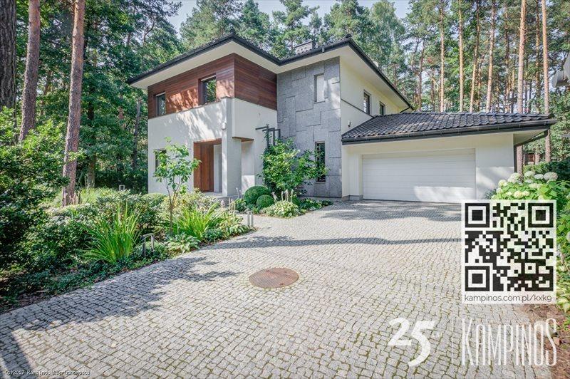 Luksusowy dom na sprzedaż Izabelin B, Izabelin, oferta 2607  356m2 Foto 1