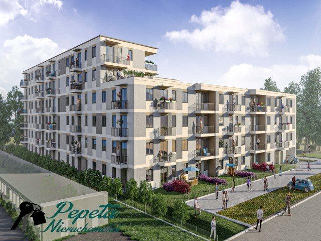 Mieszkanie dwupokojowe na sprzedaż Poznań, Grunwald, Jeleniogórska  46m2 Foto 1
