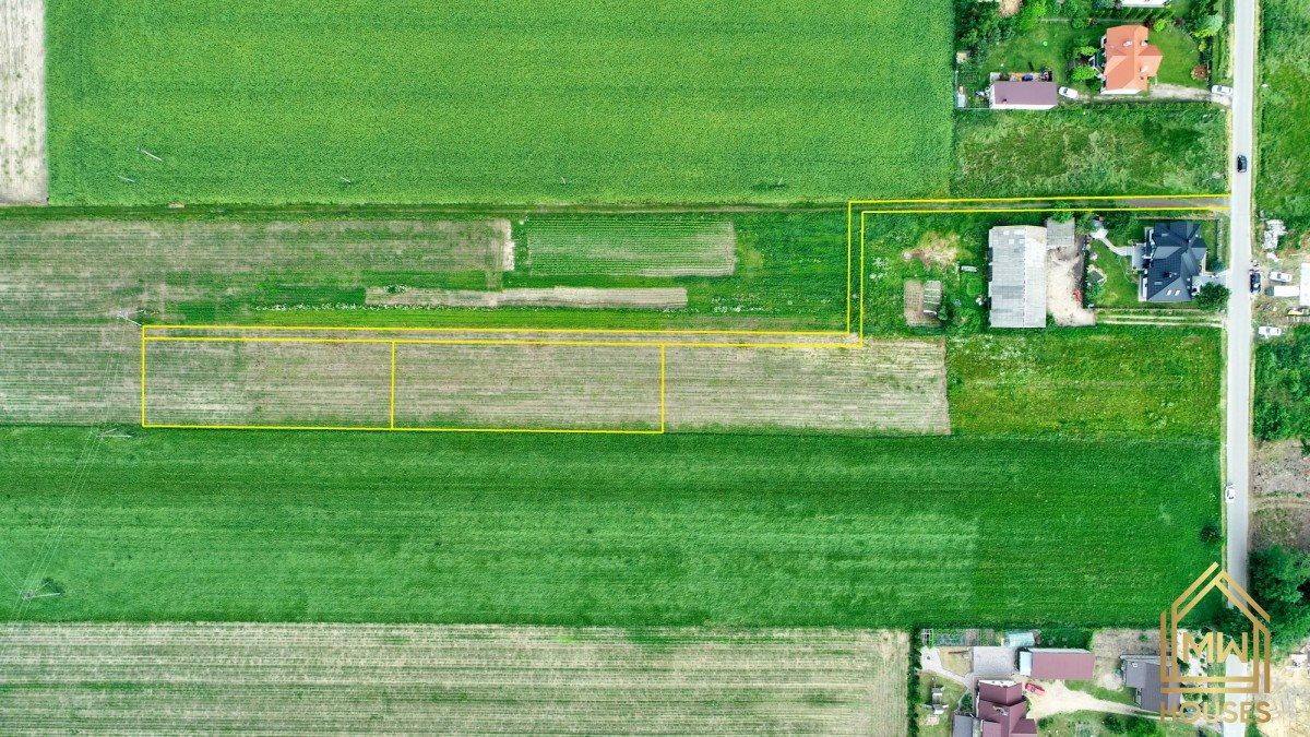 Działka rolna na sprzedaż Sokołów Podlaski, Łowiecka  1058m2 Foto 3