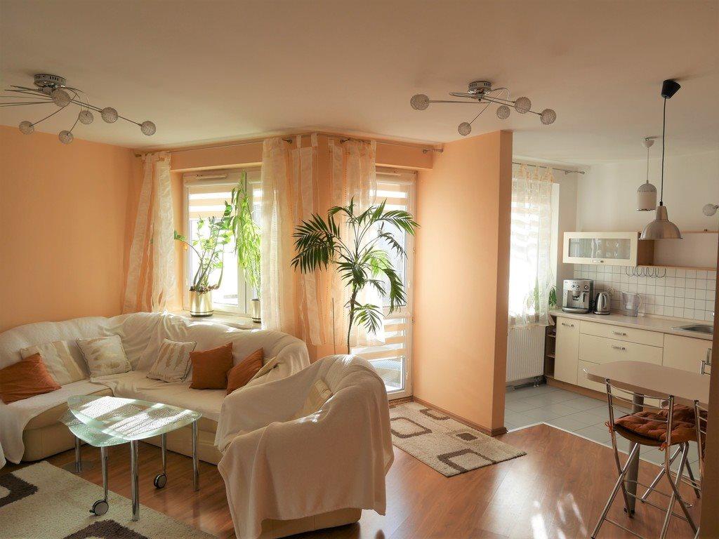 Mieszkanie dwupokojowe na sprzedaż Kielce, Centrum, Stefana Okrzei  54m2 Foto 1