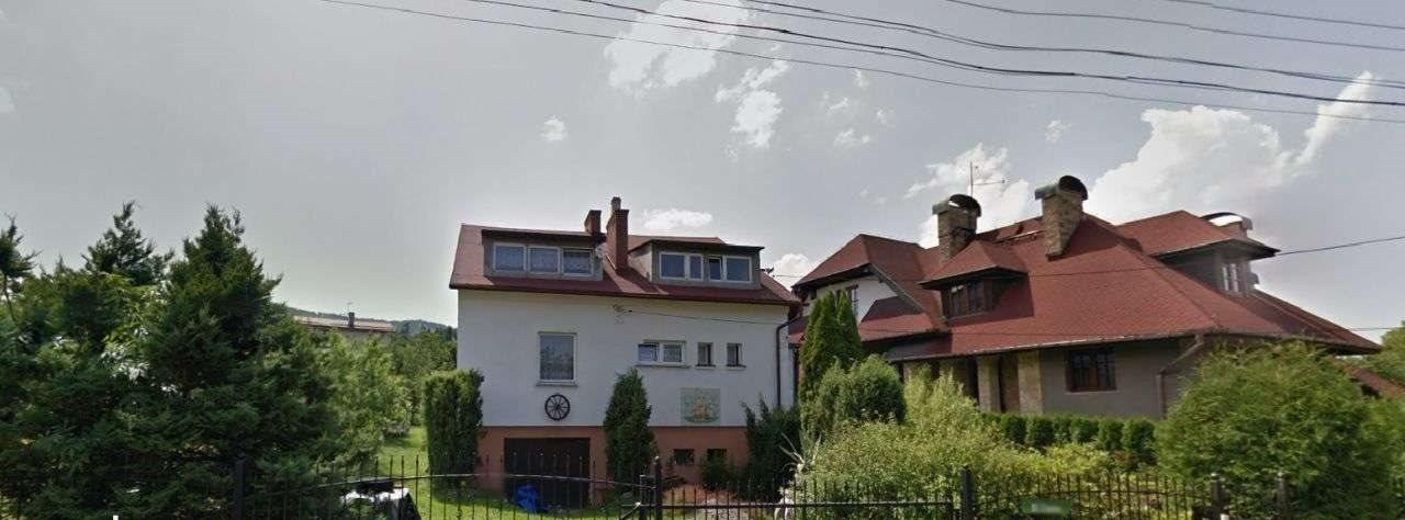 Działka budowlana na sprzedaż Bielsko-Biała, ul. ciasna  836m2 Foto 2