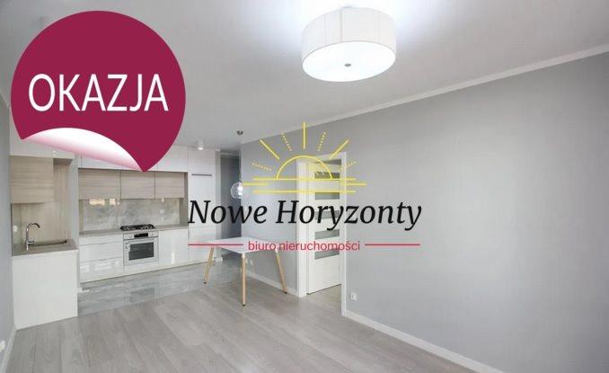 Mieszkanie dwupokojowe na sprzedaż Białystok, Wysoki Stoczek, al. Jana Pawła II  45m2 Foto 1