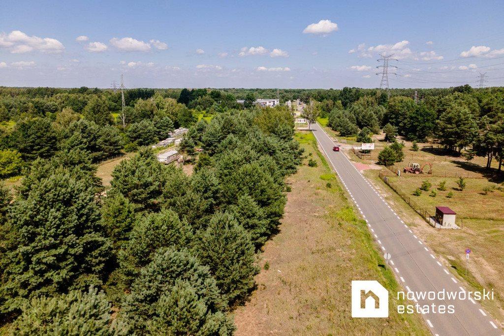 Działka komercyjna na sprzedaż Warszawa, Bielany, Wyjściowa  3821m2 Foto 7