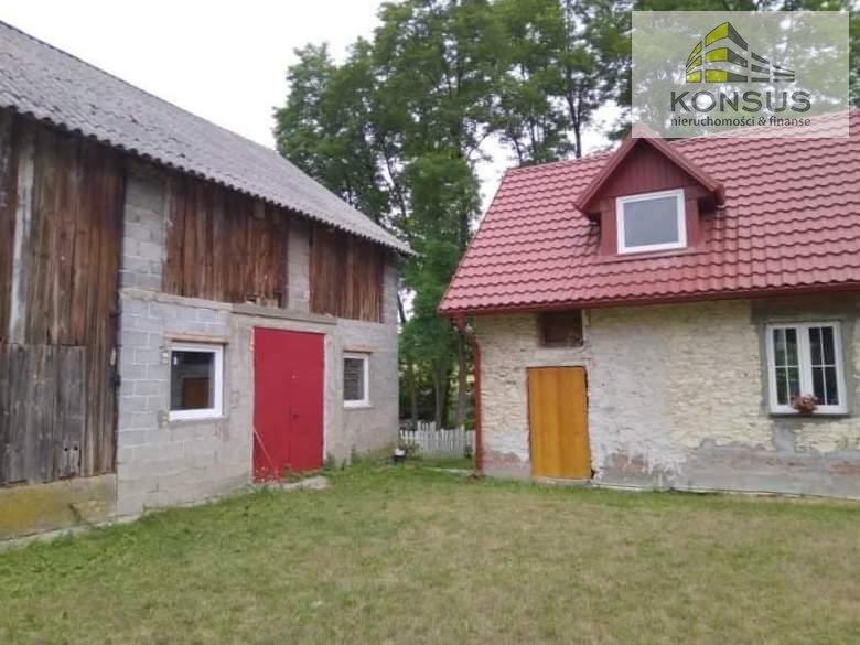 Działka rolna na sprzedaż Staniowice  1700m2 Foto 3