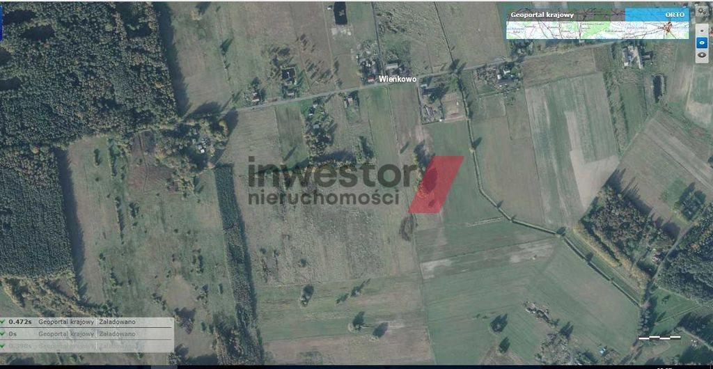Działka rolna na sprzedaż Wieńkowo  12200m2 Foto 2
