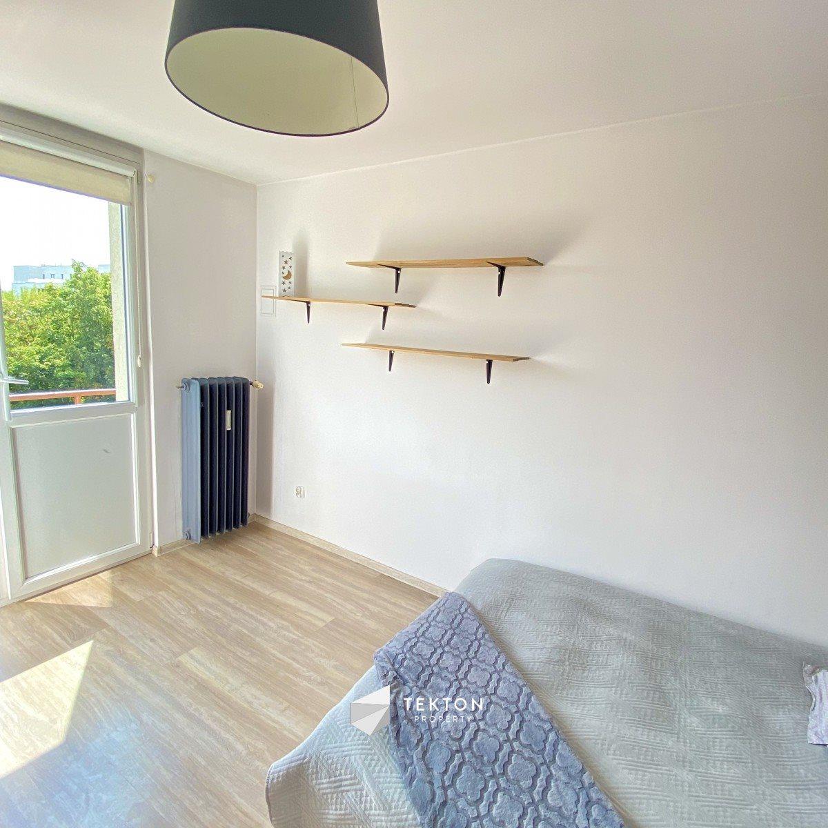 Mieszkanie trzypokojowe na sprzedaż Poznań, Stare Miasto, Kazimierza Wielkiego  61m2 Foto 6