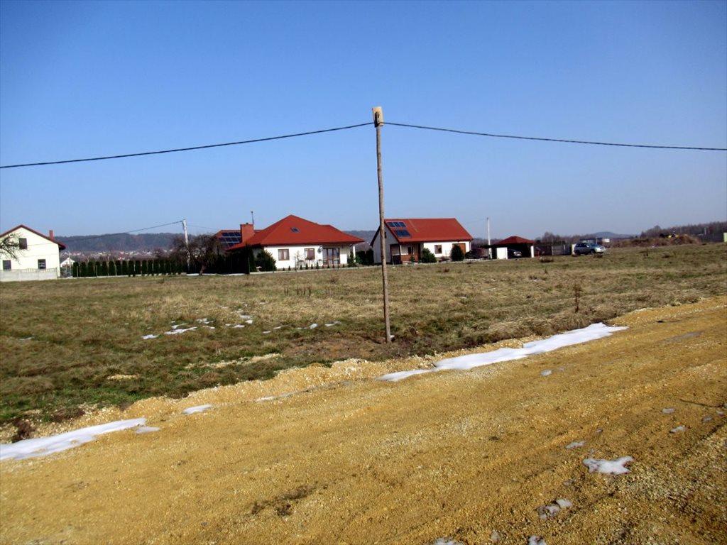 Działka budowlana na sprzedaż Wola Kopcowa, ul. Dębowa  1100m2 Foto 7