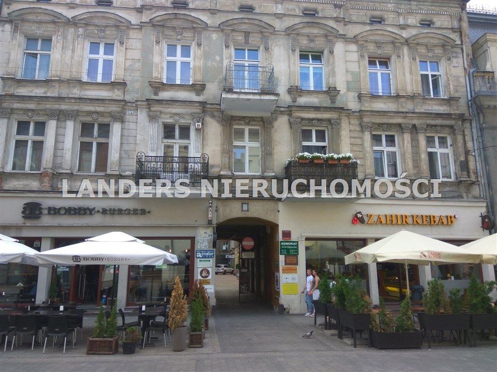 Lokal użytkowy na wynajem Łódź, Piotrkowska  25m2 Foto 1
