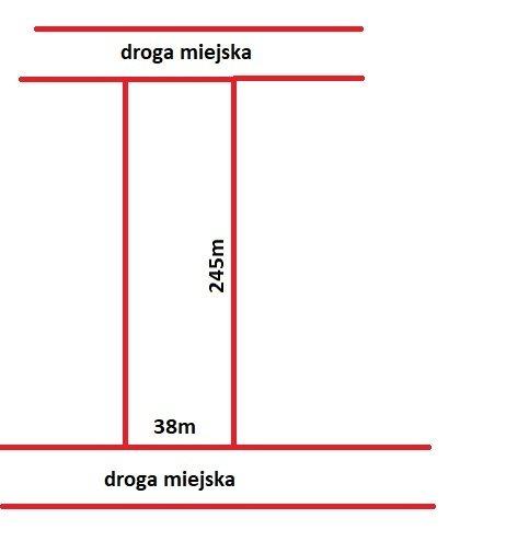 Działka budowlana na sprzedaż Łódź, Łagiewniki, Łagiewniki  9600m2 Foto 1