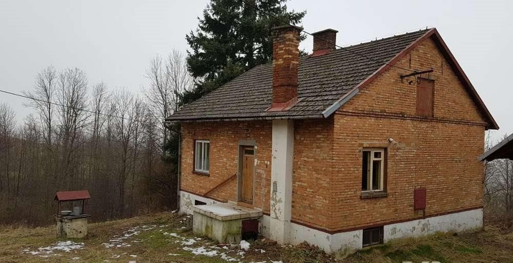 Działka budowlana na sprzedaż Odrzykoń  40549m2 Foto 15