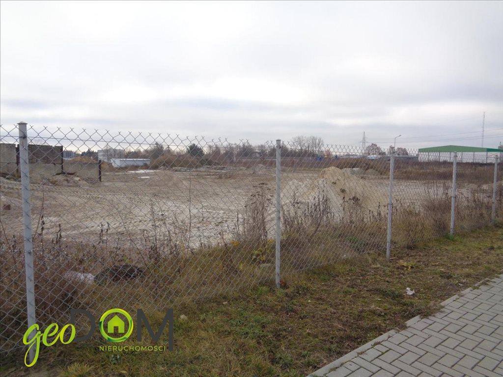 Działka przemysłowo-handlowa na sprzedaż Biała Podlaska  45780m2 Foto 3