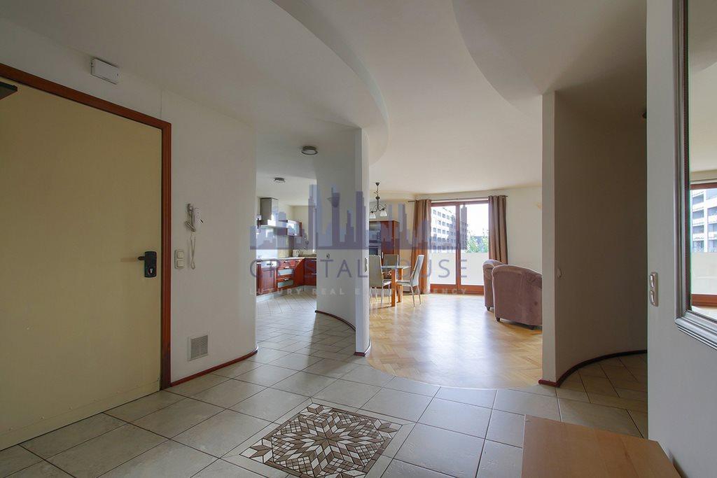 Mieszkanie trzypokojowe na wynajem Warszawa, Ochota, Grójecka  86m2 Foto 10