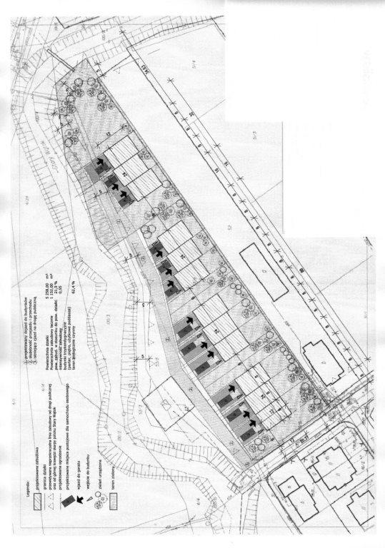 Działka budowlana na sprzedaż Tarnów, Strusina, Główna  5258m2 Foto 2
