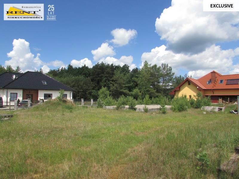 Działka budowlana na sprzedaż Babigoszcz  1000m2 Foto 1
