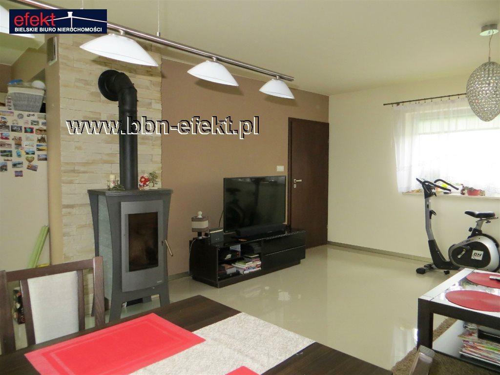 Mieszkanie dwupokojowe na sprzedaż Bielsko-Biała, Wapienica  115m2 Foto 1