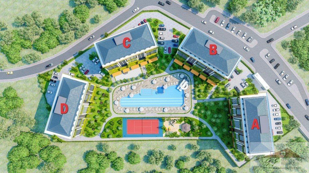 Mieszkanie dwupokojowe na sprzedaż Turcja, Alanya, Avsallar, Alanya, Avsallar  53m2 Foto 11