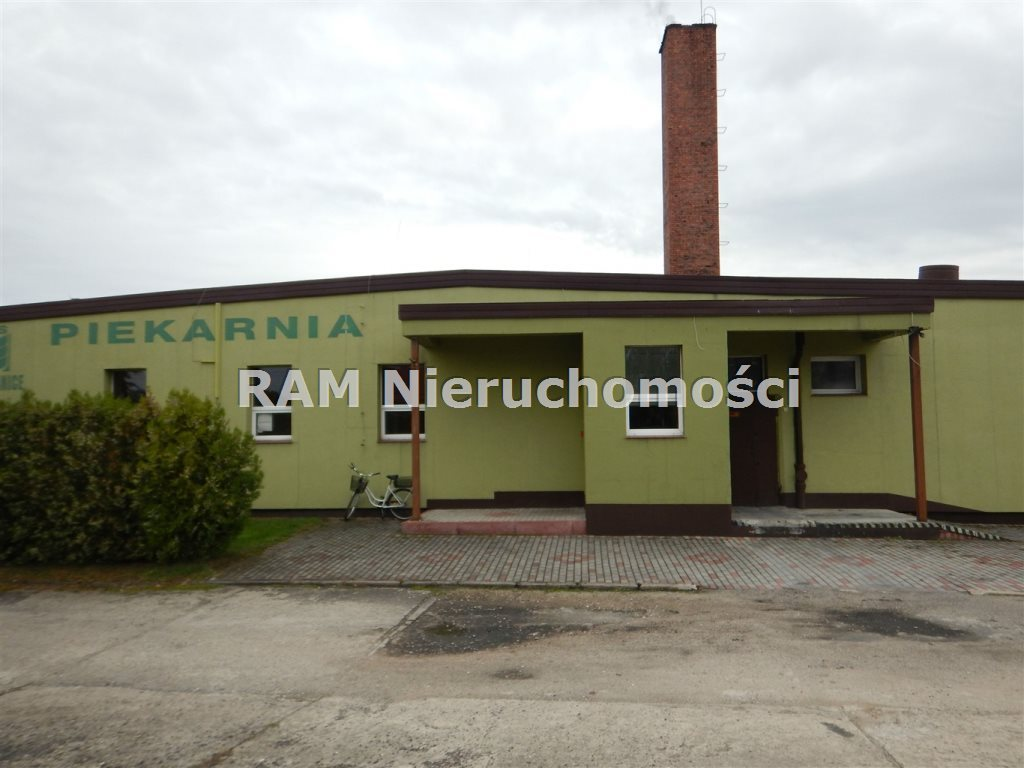 Lokal użytkowy na sprzedaż Radwanice  1483m2 Foto 1