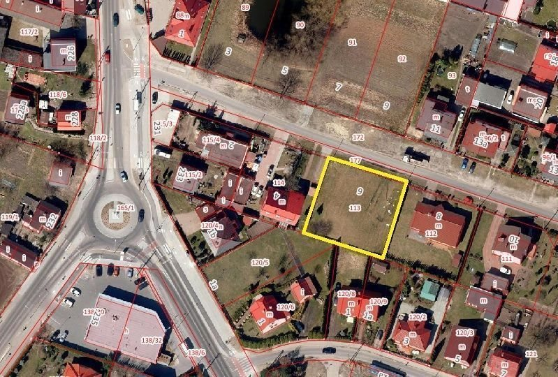 Działka inwestycyjna na sprzedaż Poznań, Nowe Miasto, Starołęka Wielka, Andrychowska  1012m2 Foto 1