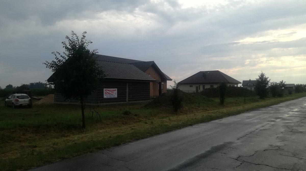 Działka budowlana na sprzedaż Droszew, Droszew  800m2 Foto 2