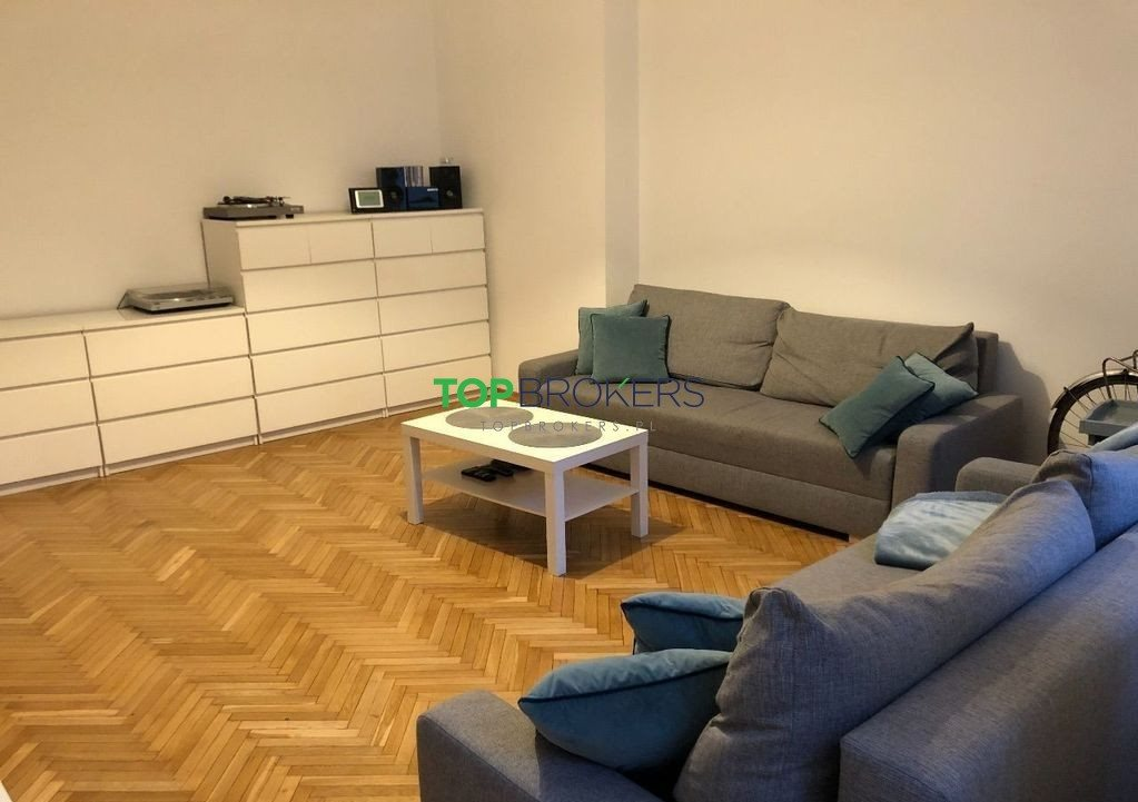 Mieszkanie dwupokojowe na wynajem Warszawa, Śródmieście Stare Miasto, Świętojańska  56m2 Foto 1