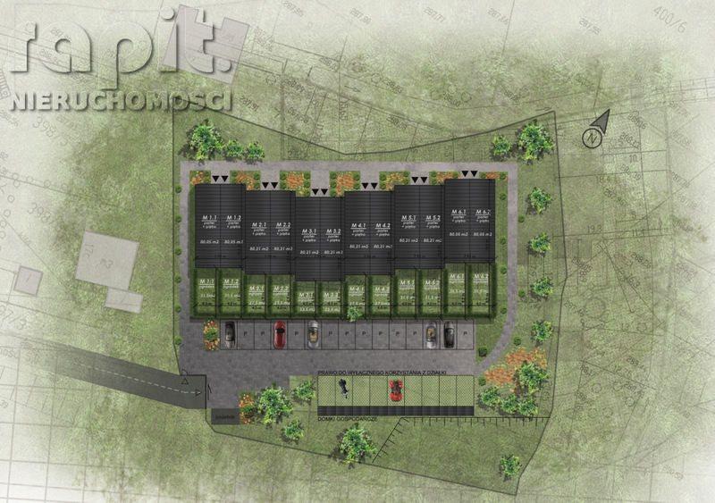 Mieszkanie czteropokojowe  na sprzedaż Myślenice, Zarabie  80m2 Foto 3