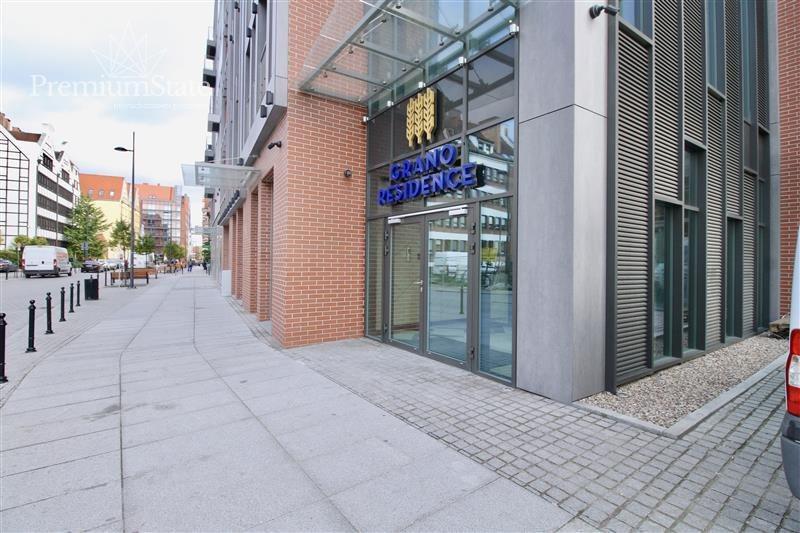 Mieszkanie dwupokojowe na sprzedaż Gdańsk, Śródmieście, Grano, Chmielna  48m2 Foto 1
