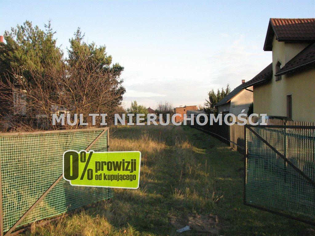 Działka budowlana na sprzedaż Żarki, Zagórcze Duże  1641m2 Foto 2