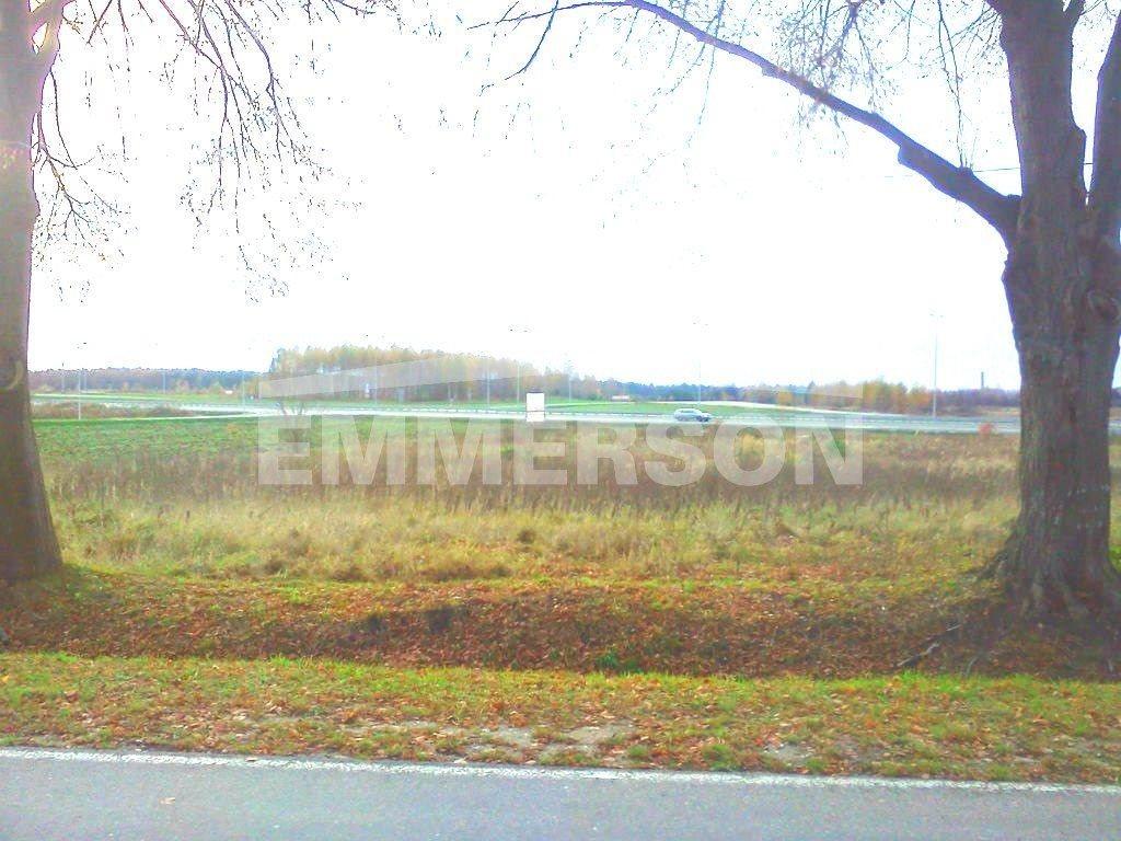 Działka inwestycyjna pod dzierżawę Serock, Wierzbica  4800m2 Foto 3