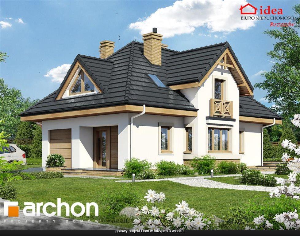 Dom na sprzedaż Sanoczek  115m2 Foto 1
