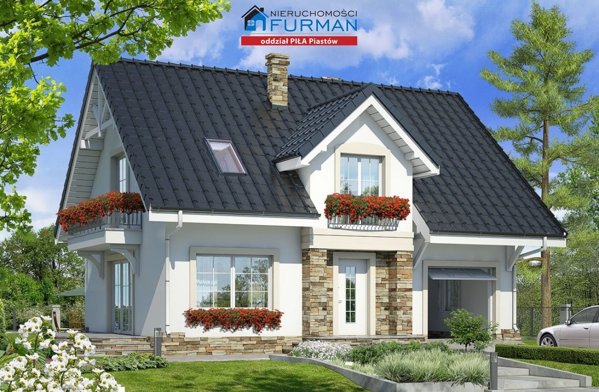 Dom na sprzedaż Krępsko  129m2 Foto 1