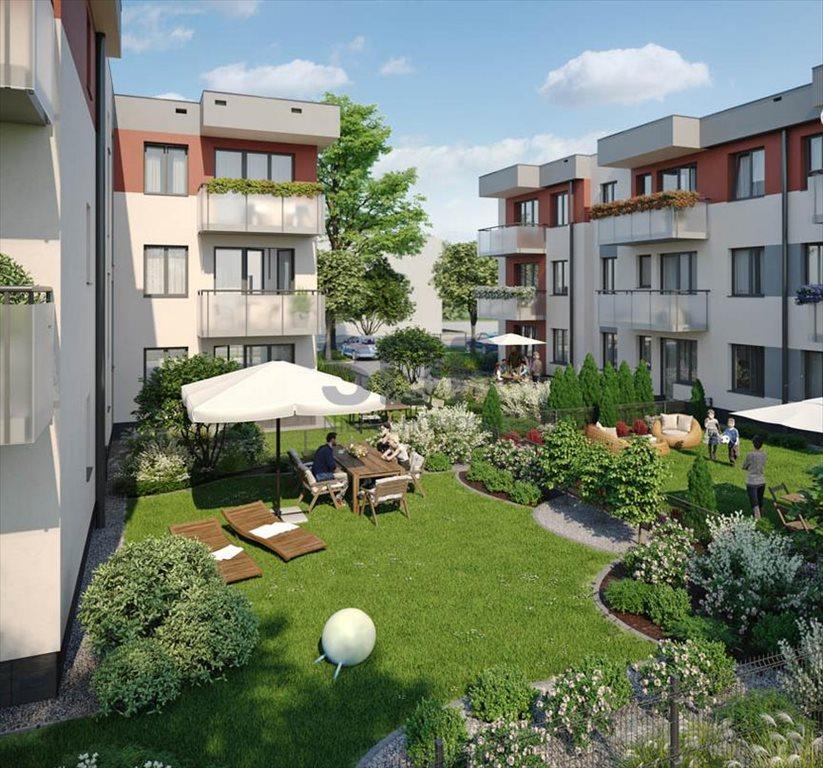 Mieszkanie dwupokojowe na sprzedaż Wrocław, Psie Pole, Wojnów, Perkusyjna  53m2 Foto 3