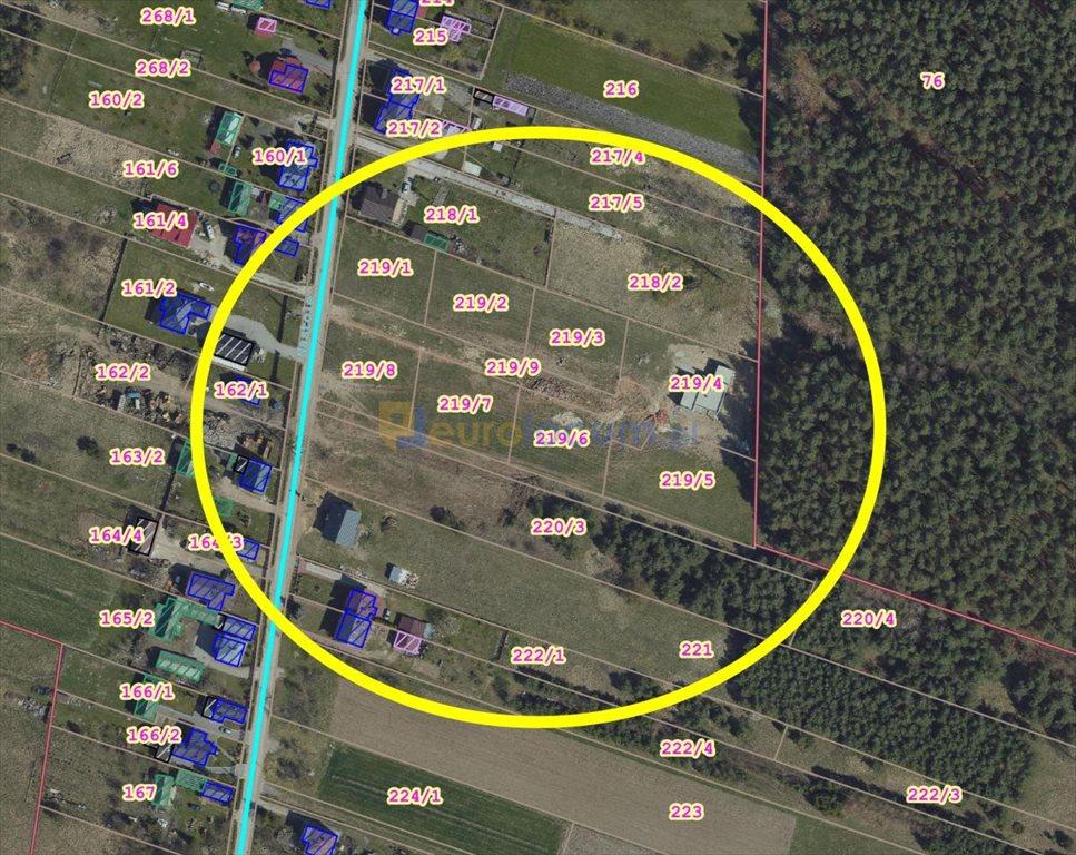 Działka budowlana na sprzedaż Kielce, Leśniówka, Nastole  1153m2 Foto 1