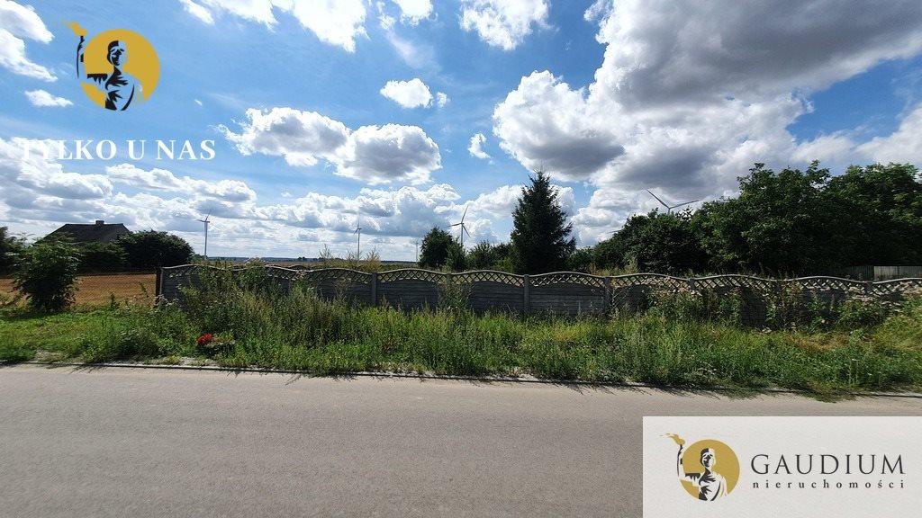 Działka budowlana na sprzedaż Gnojewo  1000m2 Foto 7