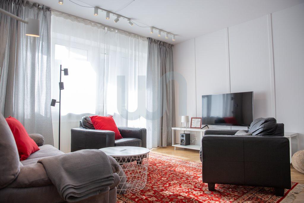 Mieszkanie dwupokojowe na wynajem Warszawa, Wola, Czyste  60m2 Foto 1